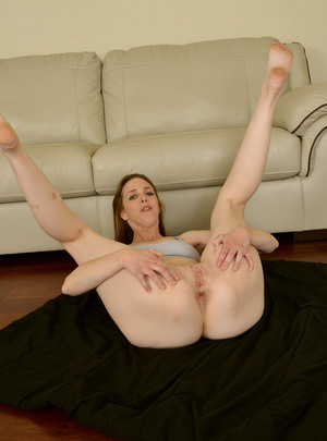 Isabella Jane Stretching Out